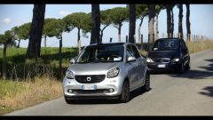 Smart forfour 2015 vs Mercedes classe A 1997 - Immagine: 6