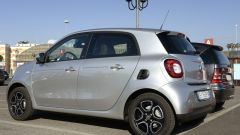 Smart forfour 2015 vs Mercedes classe A 1997 - Immagine: 5