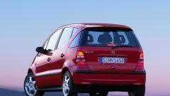Smart forfour 2015 vs Mercedes classe A 1997 - Immagine: 15