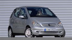 Smart forfour 2015 vs Mercedes classe A 1997 - Immagine: 14