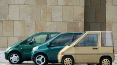 Smart forfour 2015 vs Mercedes classe A 1997 - Immagine: 16