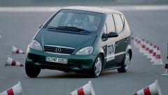 Smart forfour 2015 vs Mercedes classe A 1997 - Immagine: 13