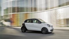 Smart forfour 2015 vs Mercedes classe A 1997 - Immagine: 26