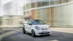 Smart forfour 2015 vs Mercedes classe A 1997 - Immagine: 27