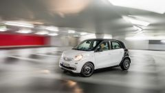 Smart forfour 2015 vs Mercedes classe A 1997 - Immagine: 28
