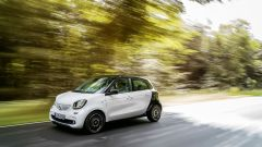 Smart forfour 2015 vs Mercedes classe A 1997 - Immagine: 25