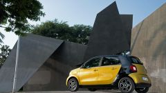 Smart forfour 2015 vs Mercedes classe A 1997 - Immagine: 38
