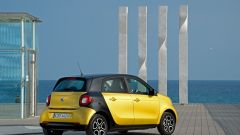 Smart forfour 2015 vs Mercedes classe A 1997 - Immagine: 37