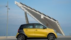 Smart forfour 2015 vs Mercedes classe A 1997 - Immagine: 40