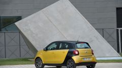 Smart forfour 2015 vs Mercedes classe A 1997 - Immagine: 41