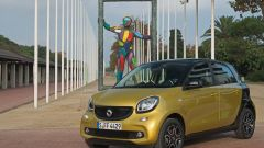 Smart forfour 2015 vs Mercedes classe A 1997 - Immagine: 32