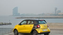 Smart forfour 2015 vs Mercedes classe A 1997 - Immagine: 39