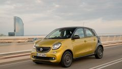 Smart forfour 2015 vs Mercedes classe A 1997 - Immagine: 24