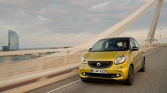 Smart forfour 2015 vs Mercedes classe A 1997 - Immagine: 23