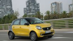 Smart forfour 2015 vs Mercedes classe A 1997 - Immagine: 22