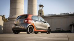 Smart forfour 2015 vs Mercedes classe A 1997 - Immagine: 20