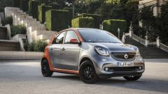 Smart forfour 2015 vs Mercedes classe A 1997 - Immagine: 18