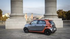 Smart forfour 2015 vs Mercedes classe A 1997 - Immagine: 29