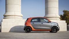 Smart forfour 2015 vs Mercedes classe A 1997 - Immagine: 30