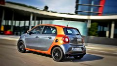 Smart forfour 2015 vs Mercedes classe A 1997 - Immagine: 34