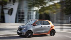 Smart forfour 2015 vs Mercedes classe A 1997 - Immagine: 33