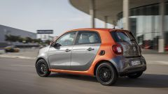 Smart forfour 2015 vs Mercedes classe A 1997 - Immagine: 31