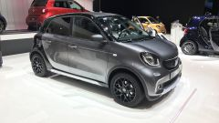 Smart Forfour Crosstown Edition: in video dal Salone di Ginevra 2017 - Immagine: 5