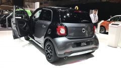 Smart Forfour Crosstown Edition: in video dal Salone di Ginevra 2017 - Immagine: 6