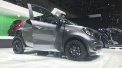 Smart Forfour Crosstown Edition: in video dal Salone di Ginevra 2017 - Immagine: 7