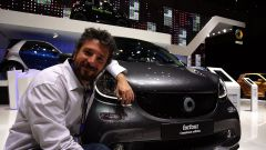 Smart Forfour Crosstown Edition: in video dal Salone di Ginevra 2017 - Immagine: 1