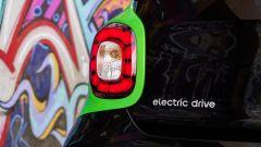 Smart Forfour Electric Drive: dettaglio del fanale posteriore