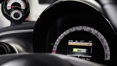 Smart Forfour Electric Drive: il quadro strumenti