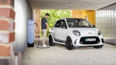 Smart Forfour EQ in carica