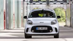 Smart Forfour EQ: l'anteriore