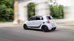 Smart Forfour EQ: vista 3/4 posteriore