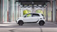 Smart Forfour EQ: vista laterale