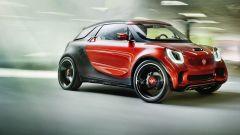 Smart Forstars: il concept del 2012