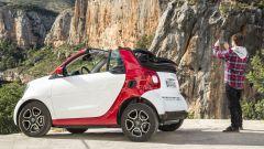 Smart fortwo cabrio 2016 - Immagine: 8