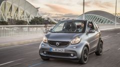 Smart fortwo cabrio 2016 - Immagine: 11