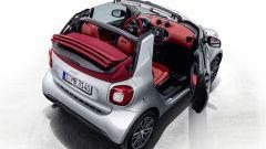 Smart ForTwo Cabrio Brabus Edition #2: luci LED diurne di serie