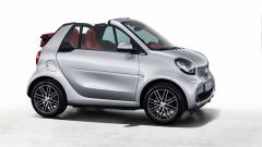 Smart ForTwo Cabrio Brabus Edition #2: prodotta in soli 100 esemplari