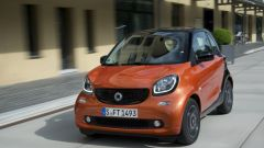 Smart Fortwo e ForFour Twinamic - Immagine: 14