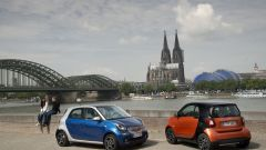 Smart Fortwo e ForFour Twinamic - Immagine: 18