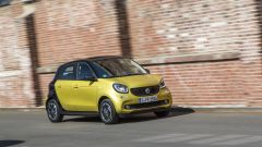 Smart Fortwo e ForFour Twinamic - Immagine: 9