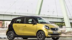 Smart Fortwo e ForFour Twinamic - Immagine: 15