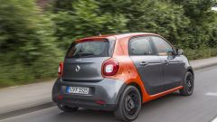 Smart Fortwo e ForFour Twinamic - Immagine: 10