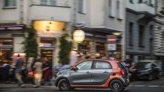Smart Fortwo e ForFour Twinamic - Immagine: 13