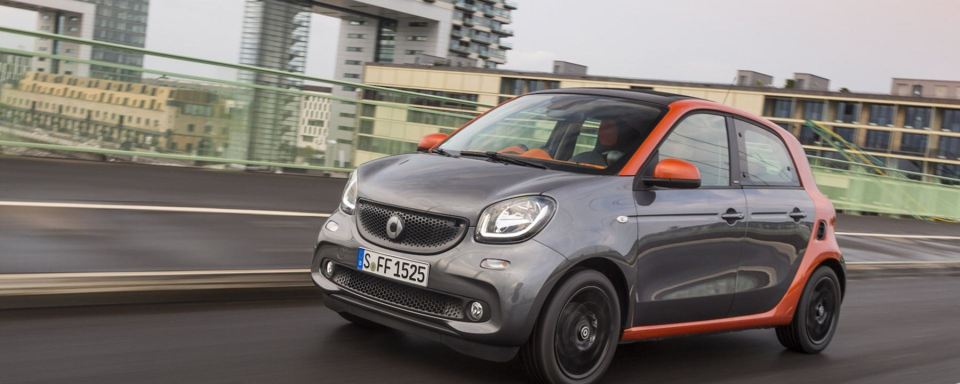 Smart Fortwo e ForFour Twinamic