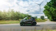Smart fortwo Electric Drive 2017 cabrio