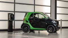 Smart fortwo Electric Drive 2017 in carica